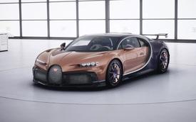 Tôi đã được tự thiết kế chiếc Bugatti Chiron Pur Sport trong mơ của mình như thế nào?