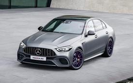 Mercedes-Benz xác nhận ra mắt xe mới trong tháng 9 - Sẵn sàng đe nẹt 'đồng hương' BMW M3