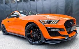 'Ngựa hoang' Ford Mustang độ bodykit Shelby GT500 khác lạ với bộ mâm ngàn USD