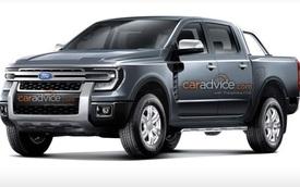 Xem trước Toyota Hilux đời mới: Mặt như Land Cruiser, đe doạ Ford Ranger
