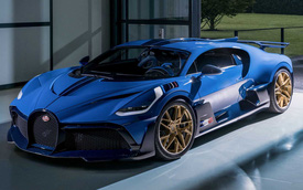 Xuất xưởng Bugatti Divo cuối cùng - Siêu xe có giá đắt gấp đôi Chiron, chỉ giới hạn 40 xe và không chiếc nào giống nhau