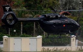 Không mặn mà với siêu xe, Neymar chơi hẳn trực thăng trị giá 15 triệu USD được thiết kế bởi Mercedes-Benz
