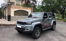 Chạy hơn 20.000km, 'Jeep Wrangler Trung Quốc' bán lại với giá đắt ngang Hyundai Tucson