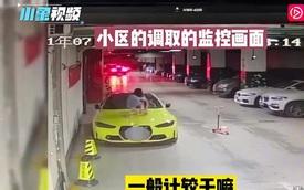 Con gái ngang nhiên đập phá xe BMW của người lạ, bố mẹ có thái độ khiến chủ xe sốc điếng người