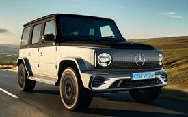Hé lộ 2 mẫu SUV Mercedes hoàn toàn mới phát triển từ EQS và G-Class