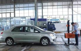 Làm gì khi xe hết hạn đăng kiểm trong thời gian giãn cách xã hội?