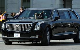 """Siêu xe """"Quái thú"""" cực đỉnh của Tổng thống Mỹ Joe Biden"""