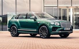 Bentley Bentayga khoe trang bị 'khủng nhất thế giới': Đúc từ carbon, mất 5 năm phát triển