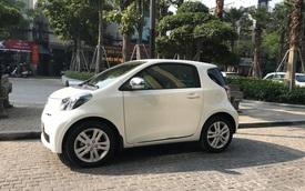 Khoe xe 'độc nhất Việt Nam', dân chơi bán Toyota IQ 8 năm giá 1,3 tỷ đồng