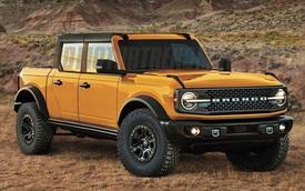 Ford đam mê làm bán tải: Ranger, Raptor, Maverick, F-series chưa đủ mà có thể còn là mẫu xe này nữa