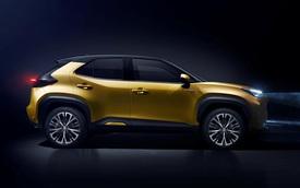 Lexus úp mở SUV giá rẻ, nhỏ như Toyota Yaris Cross