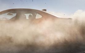 Subaru WRX 2022 sẽ về Việt Nam tiếp tục nhá hàng bằng màn tung cát chẳng kém SUV