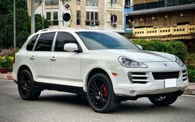 Bán Porsche Cayenne trong mùa dịch, đại gia chia sẻ: 'Trước rao giá 850 triệu, giờ còn 650 triệu đồng'