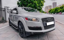 Bán Audi Q7 rẻ hơn VinFast Fadil, chủ xe thành thật: 'Xe này muốn ngon phải bỏ thêm tiền, đi chắc chắn ngốn xăng'