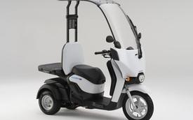 Xe 3 bánh Honda được đăng ký bản quyền tại Việt Nam