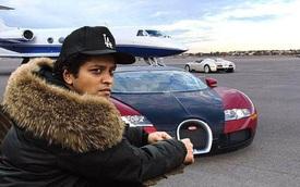 Loạt xe hơi sang chảnh của ca sĩ Bruno Mars