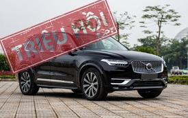 Triệu hồi Volvo phiên bản 2019 – 2020 tại Việt Nam vì lỗi bơm nhiên liệu