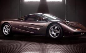 Siêu xe cổ McLaren F1 có thể được bán với giá hơn 345 tỷ đồng!