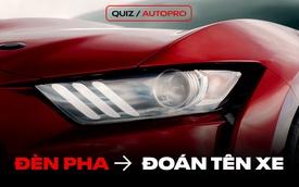 [Quiz] Thử thách nhìn đèn pha, đoán tên xe: Bạn có thể đúng được 10 câu hỏi sau đây?