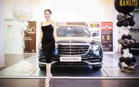3 năm chỉ chạy 15.000km, Mercedes-Maybach S 450 cũ của Đoàn Di Băng rao bán với giá 5,9 tỷ đồng