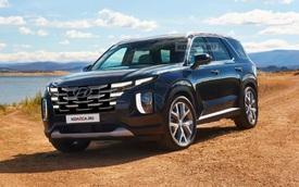Xem trước Hyundai Palisade 2022 - SUV hàng hot được cựu Giám đốc BMW phát triển