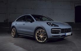 Porsche Cayenne Turbo GT chào hàng đại gia Việt: Giá hơn 12 tỷ đồng, mạnh ngang Lamborghini Huracan