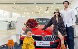 Tậu 2 con xe ngót nghét 5 tỷ trong 1 tháng, tài sản của vợ chồng ca nương Kiều Anh khủng đến đâu?