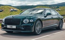 Phiên bản Bentley Flying Spur này không dành cho ai yếu tim, chỉ mất hơn 4 giây để đạt 100 km/h