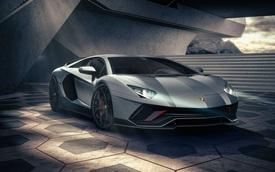 Ra mắt Lamborghini Aventador Ultimae - Siêu bò mạnh nhất chia tay Aventador