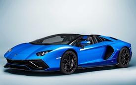 Đây là lý do hãng siêu xe Ý lưu luyến Lamborghini Aventador trước khi khai tử