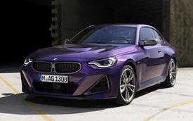Ra mắt BMW 2-Series Coupe 2022 - Xe chơi ngày càng cá tính, một mình một kiểu