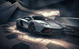 Góc dân chơi cần biết: Sau Aventador Ultimae, Lamborghini sẽ không còn siêu xe nào dùng động cơ V12 hút khí tự nhiên