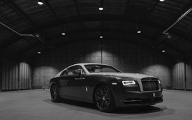 Chiếc Rolls-Royce đại gia Việt sắp mang về đặc biệt cỡ nào? Một chiếc xe siêu hiếm!