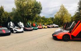 Hành trình siêu xe của người Việt tại Mỹ sắp trở lại: Nhìn dàn xe góp mặt mà choáng váng, đa số là Lamborghini