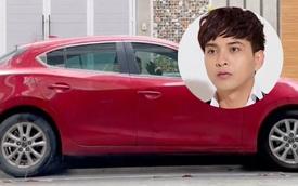 Nghỉ dịch rảnh rỗi, 'danh hài' Hồ Quang Hiếu tranh thủ 'khoe' xế cưng Mazda 3 bằng loạt clip Tiktok