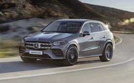 Mercedes-Benz GLC 2022 sắp ra mắt: Nhiều điểm giống C-Class, chỉ được trang bị động cơ nhỏ
