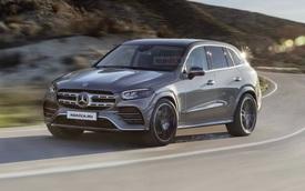 Mercedes-Benz GLC 2022 cận kề ngày ra mắt, sớm về Việt Nam đấu BMW X3 và Audi Q5