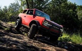 Ford Bronco đang là 'vua cướp khách' tại Bắc Mỹ