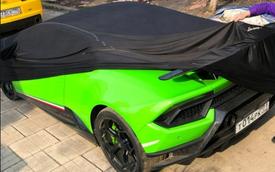 Siêu xe Lamborghini rã đồ giá hời, dân chơi Việt bày cách lên đời Huracan cho đại gia