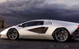 Rò rỉ thiết kế hoàn chỉnh của Lamborghini Countach 2022: Giá khoảng 3,5 triệu USD, giấc mơ mới cho đại gia Việt
