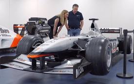Bộ sưu tập xe 'điểm 10' của sếp McLaren ít người biết đến: Toàn những cái tên khiến fan tốc độ thèm khát