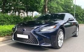 Đăng bán 6 tỷ rồi gặp dịch, đại gia tiếp tục hạ giá thêm nửa tỷ đồng để 'tiễn' Lexus LS 500h