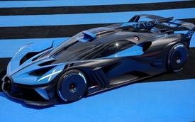 Hypercar khủng bậc nhất thế giới Bugatti Bolide chuẩn bị xuất xưởng, giá siêu đắt nhưng có đủ tiền chưa chắc đã mua được