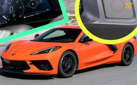 Chevrolet Corvette nổi đèn báo lỗi hình như lò xo, không dân chơi nào hiểu và đây là giải thích từ GM