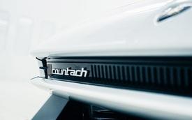 Huyền thoại Lamborghini Countach trở lại với phong cách tân cổ điển, khả năng cao sử dụng động cơ hybrid