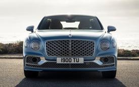 Ra mắt Bentley Flying Spur Mulliner - Bản đỉnh cao của sedan siêu sang, chạm đến đâu cũng thấy lấp lánh như kim cương