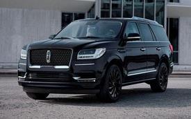 Lincoln Navigator 2022 nhá hàng trước ngày ra mắt, đáp trả Cadillac Escalade