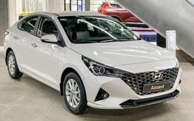 Sau VinFast, Hyundai giảm giá 'sốc' cho khách Hải Phòng: Giá Accent ngang xe hạng A, Tucson dễ mua nhất phân khúc