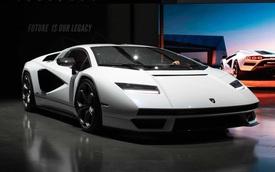 Ra mắt Lamborghini Countach 2022 - Huyền thoại hồi sinh với giá quy đổi gần 60 tỷ đồng, công nghệ đỉnh hơn Aventador nhưng vẫn giữ dáng xưa