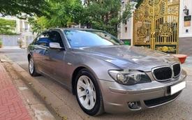 Giám đốc độ pô 'Mẹc' cho BMW 7-Series rồi bán lại với giá rẻ ngang VinFast Fadil